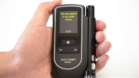 accuchek mobile accu chek mobile blood glucose meter review