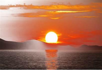 Sunset Sunrise Clipart Transparent Sun Cartoon Network