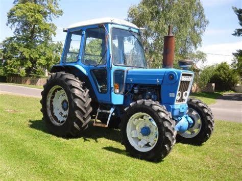 Used Ford 7600 Tractors Year 1980 For Sale  Mascus Usa