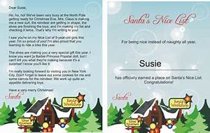 free santa letters from north pole crna cover letter With santa personal letter from north pole