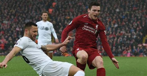 Top right-back target suggested for Man Utd; Robertson ...