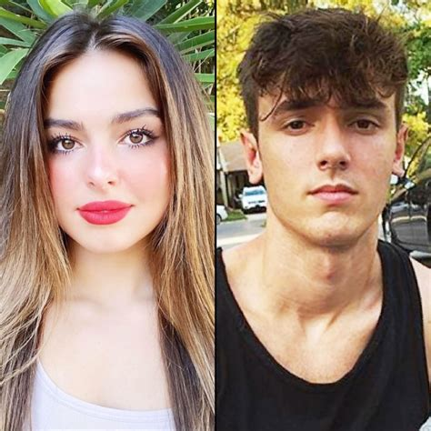 Photo by wil r/star max/gc images. Addison Rae Reveals Where She Stands With Ex Bryce Hall: 'I Wish Him the Best of Luck ...