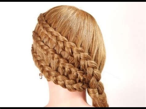 braided hairstyle  long hair hairstyles   day