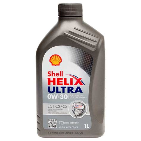 shell helix ultra ect c2 c3 0w 30 0w30 engine 0w30 lubricants fluids car