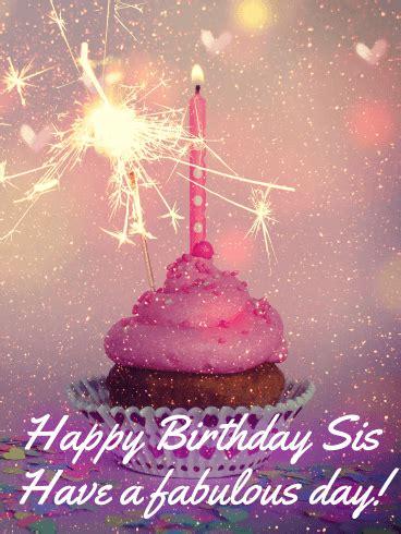 sparkle happy birthday cake  sister shimmer