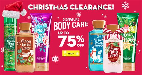 Bath & Body Works Boxing Day Sale & Boxing Week Deals 2016 ...