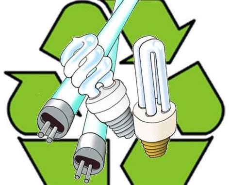 recycle dead cfls and florescent america recycles day