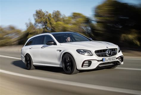Wagon Amg by Look 2018 Mercedes Amg E63 S Wagon Testdriven Tv