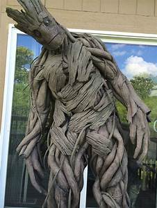 Amazing Guardians Of The Galaxy Groot Cosplay - Geekologie