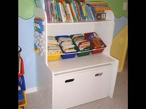 17 Best images about Book shelf/ toy box on Pinterest