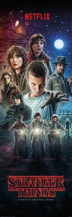 Дата выхода четвёртого сезона «очень странных дел» неизвестна. Постер/Плакат Очень Странные Дела
