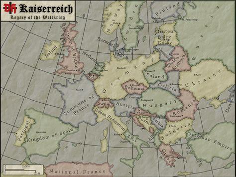 Hearts Of Iron Wallpaper Kaiserreich Legacy Of The Weltkrieg Mod For Darkest Hour Mod Db