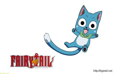 happy fairy tail anime wallpaper pc background wallpaper hd