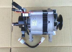Alternator Amp Isuzu Jbt Holden Rodeo Diesel