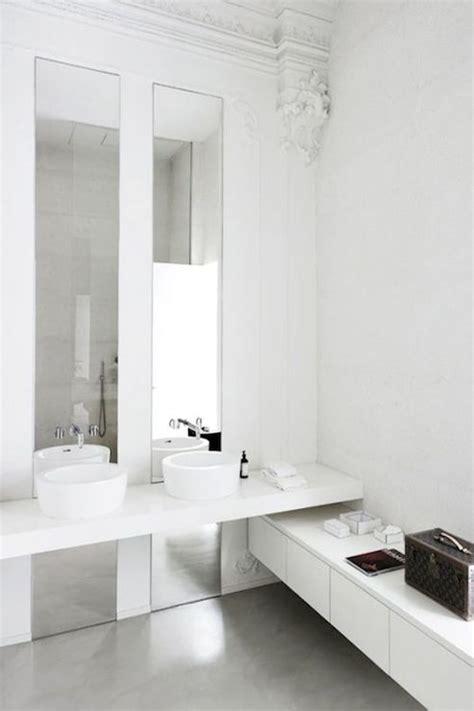 built bathroom bench design ideas