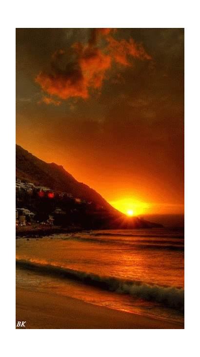 Gifs Passion Nature Sunset Sunrise Anime Plaisir
