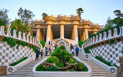 Park Guell Tickets Park Guell Tickets Opening Hours And History