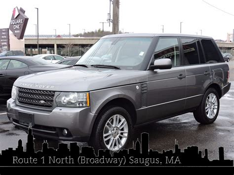 auto air conditioning service 2011 land rover range rover parking system used 2011 land rover range rover hse at auto house usa saugus
