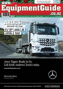 Equipment Guide December 2017 By Nz Truck  U0026 Driver