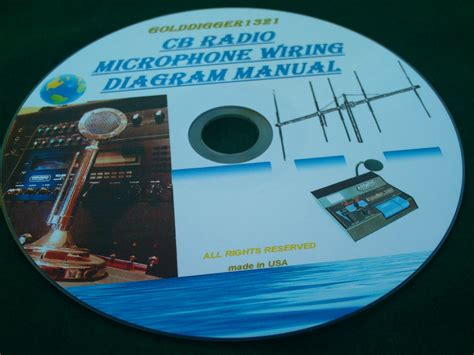 Radio Microphone Wiring Diagram Manual Similar Items