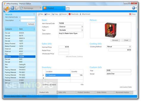 inflow inventory premium crack version v3 softs access installer offline