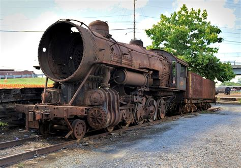 rusty steam train roanoke va twm galleries digital