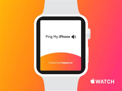 how to ping a phone ping my iphone apple by arkadiusz płatek dribbble