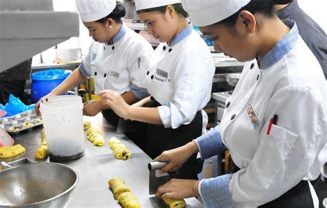 list cooking schools  manila philippine primer