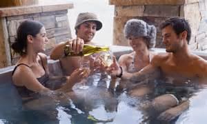 hot tub hooligans theyre   suburban