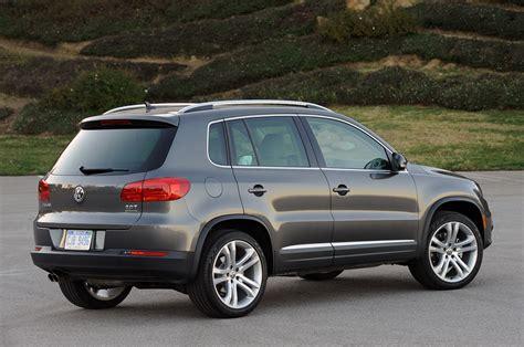 Review Volkswagen Tiguan by 2012 Volkswagen Tiguan Review Photo Gallery Autoblog