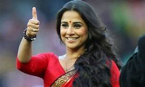Vidya Balan swoons over Pakistani dramas - Celebrity - HIP