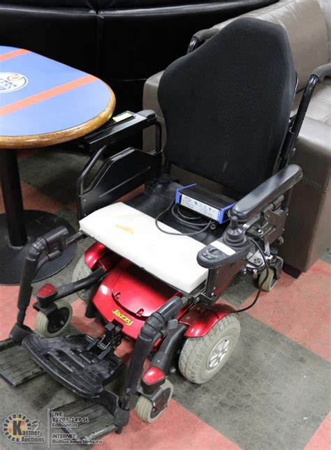 Jazzy Select Power Chair Charger by Jazzy Select 6 Electric Wheelchair With Charger