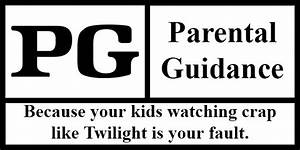 Parental Guidance Suggests You're In Trouble, Program!