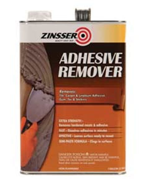 Xim Tile Doc Spray by Zinsser 174 Adhesive Remover Quickly Removes Hardened
