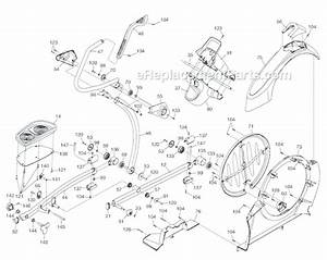Nordictrack 238990 Parts List And Diagram