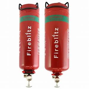 Automatic Fe36 Fire Extinguisher  Residue