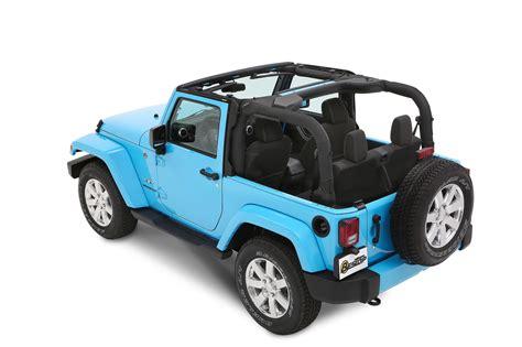 2 door jeep wrangler bestop 56852 35 all new trektop nx soft top in black