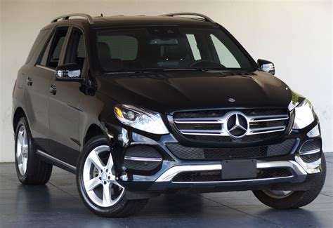 The new gle has a wealth of innovations. Used 2016 Mercedes-Benz GLE GLE 350 | Marietta, GA