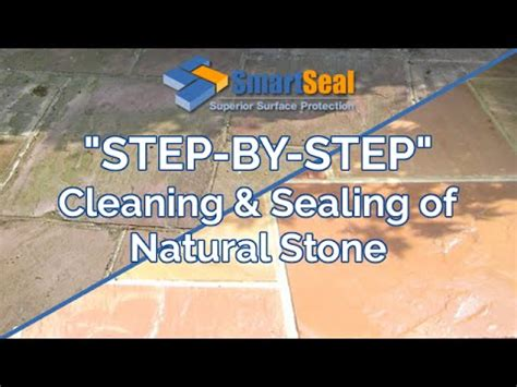Natural Stone Cleaning, Sealing Of Patios, Floors