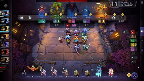 dota underlords an overview of the gameplay and strategy
