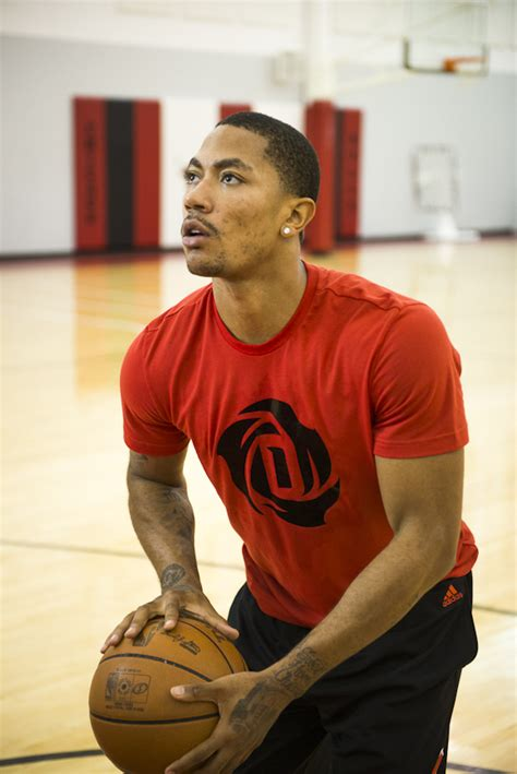 """Derrick Rose On Twitter """"feels Good To Be Back In The Gym"""