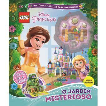 LEGO Disney Princesas: O Jardim Misterioso - Vários, LEGO ...