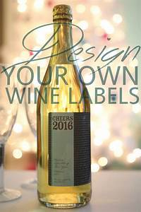 dazzling ideas for a last minute new years eve party With design your own wine labels free