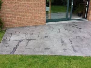 terrasse piscine questions bricolage With recouvrir une terrasse en beton