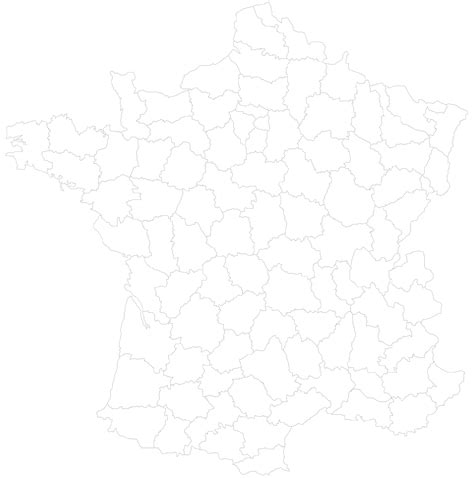au sujet des départements français moments fond de carte de