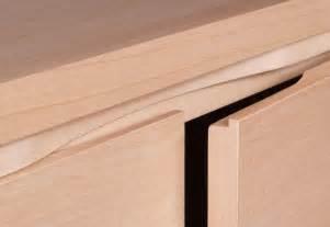 Wood Credenza File Cabinet by Modern Cherry Credenza Modern Cherry Dresser