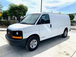 2004 Chevy Express Cargo Van For Sale In Ontario  Ca