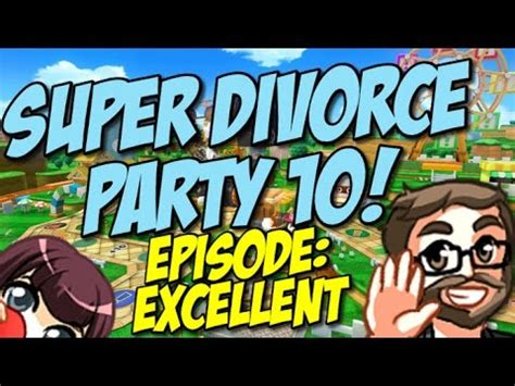 Divorce Party 10 With My Wife! Episode Excellent  Youtube