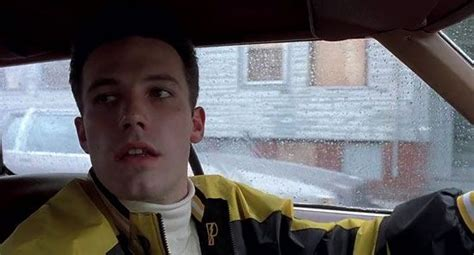 Chuckie.ben affleck will's best friend from childhood, who pushes him to use his genius to get a better life. Good Will Hunting (1997) car scene Chuckie (Ben Affleck)