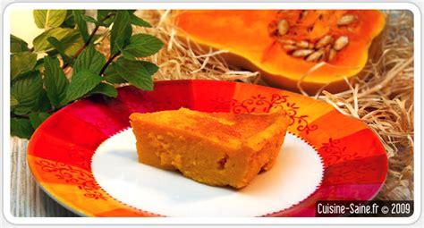 cuisiner une courge butternut recette sans gluten flan à la courge butternut cuisine saine sans gluten sans lait
